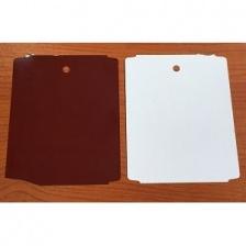 Бирка высокотемпературная до 310°C (ярлык) 90 x 110 (1000 шт.) полиамидная