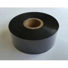 Фольга (лента) для горячего тиснения LC-1 30мм x 305м, черная