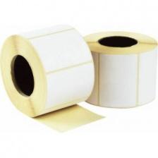 Этикетки полипропиленовые 58 мм х 30 мм, (цена за 1 тыс. шт.)