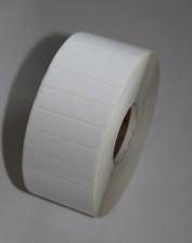 Этикетки полиэстеровые 30 мм х 10 мм, (цена за 1 тыс. шт.)