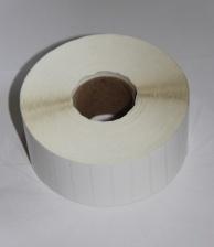 Этикетки полиэстеровые 20 мм х 10 мм, (цена за 1 тыс. шт.)