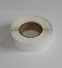 Этикетки полиэстеровые 12 мм х 5 мм, (цена за 1 тыс. шт.)