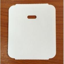 Бирка (ярлык) 56 x 66 (1000 шт.) картон