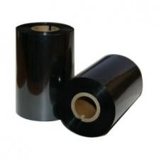 Термотрансферная красящая лента риббон Wax Premium (UN250/UR270) 65 мм / 100 м, IN