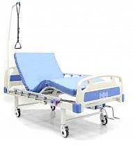 MET D-8 Медицинская кровать механическая четырехсекционная