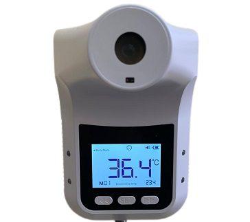 Автоматический инфракрасный термометр для контроля посетителей K3 Pro
